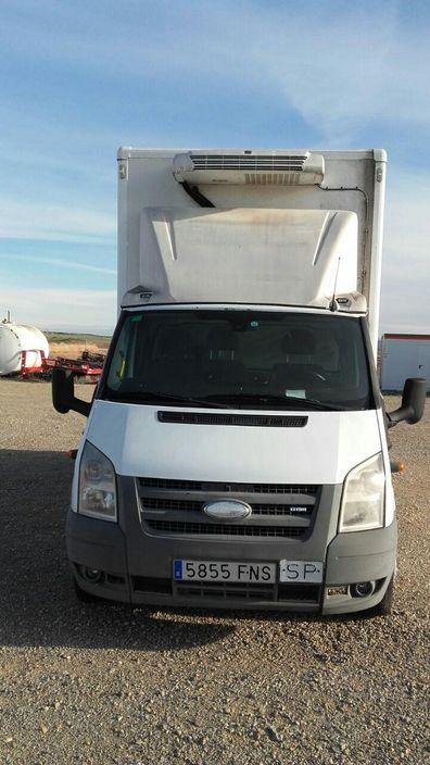 Foto REF: BK7735 - FORD TRANSIT CABINA SIMPLE FT350